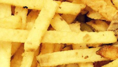 Картофельные палочки по-японски