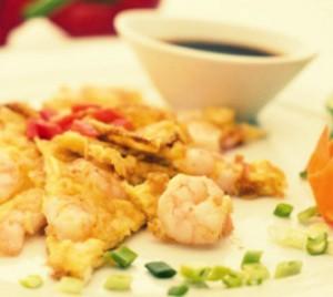 Китайский омлет