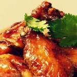 Курица в медово-лимонной глазури — Рецепт