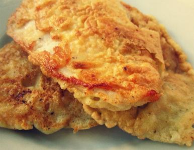 Отбивные из куриного филе рецепт