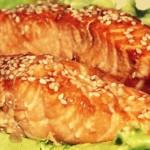 Семга в соево-медовом соусе — Рецепт