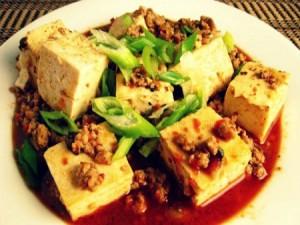 Тофу со специями