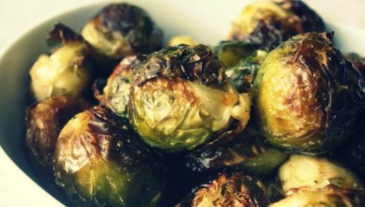 Рецепт брюссельской капусты в духовке