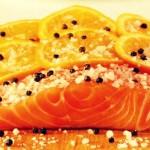Форель с апельсинами и тимьяном — Рецепт