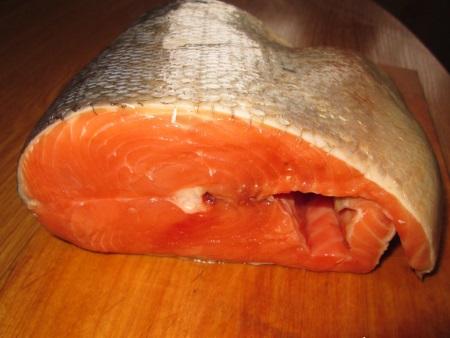 Как солить красную рыбу в домашних условиях с фото