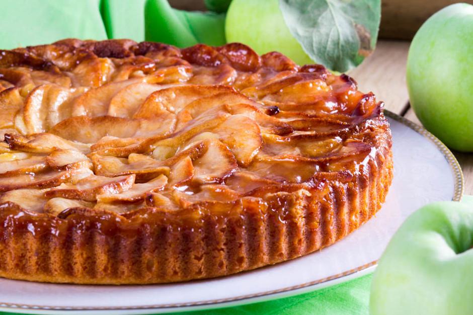 Творожный торт с яблоками рецепт пошагово