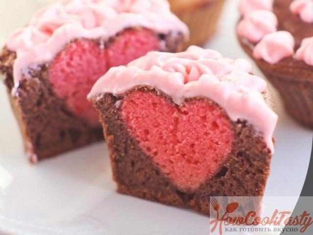День святого Валентина рецепт