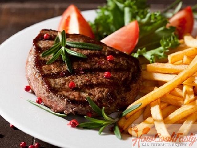 23 февраля: блюда