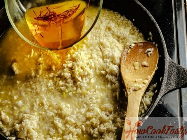 Паэлья с морепродуктами классическая испанская рецепт