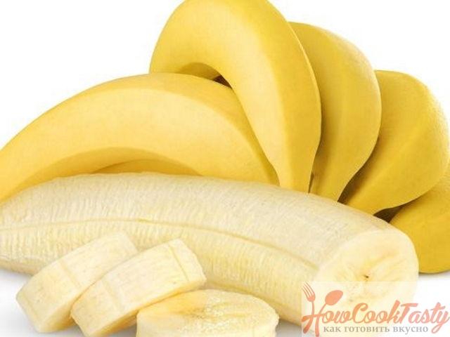Груша и банан