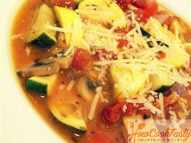 Прованский суп