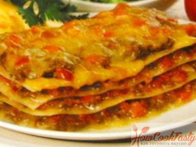 Рецепт лазаньи с фаршем: сытный ужин для всей семьи