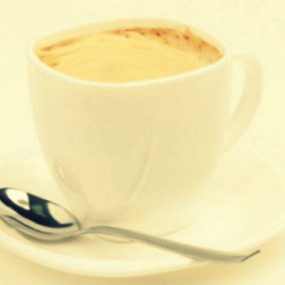 Мокко с белым шоколадом - Рецепт