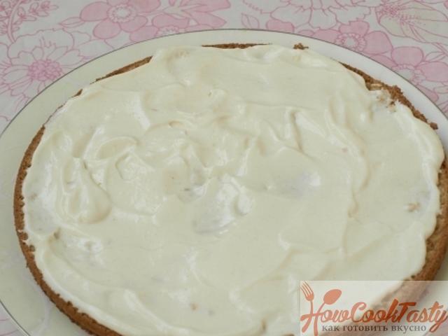 Торт «Сметанник» классический рецепт с фото пошагово 2