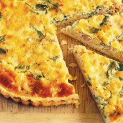 Французский мясной пирог - Рецепт