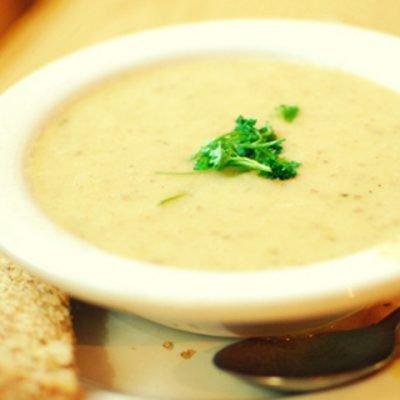 Чесночный суп - Рецепт