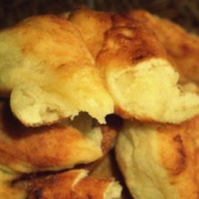 Пышки с сыром - Рецепт