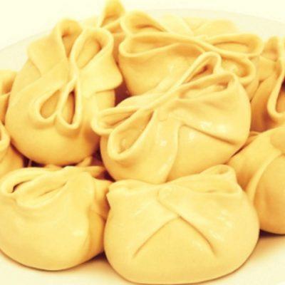 Манты с картошкой и грибами - Рецепт