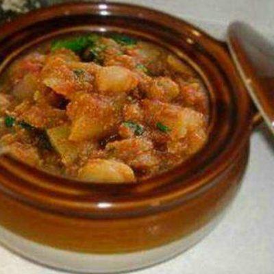 Итальянский хлебный суп Риболетта