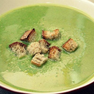 Суп-пюре из щавеля - Рецепт