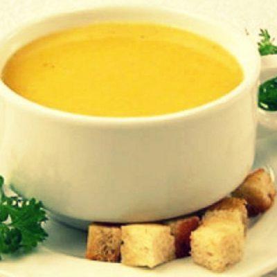 Тыквенный суп Амаретти - Рецепт