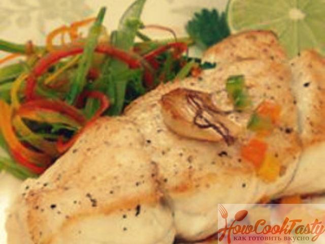 Рыба по-мексикански