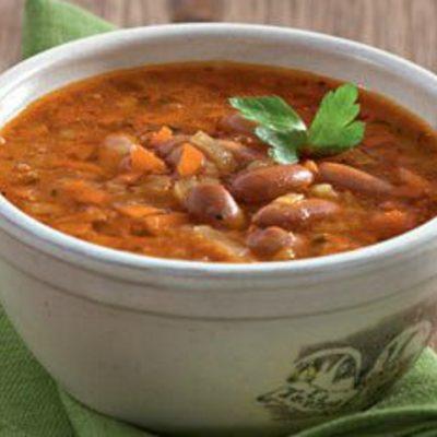 Фасолевый суп по-итальянски