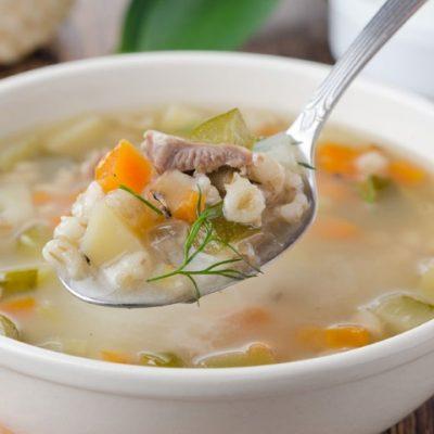Как приготовить суп рассольник