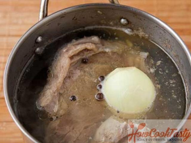 Можно ли пить бульон если мясо в нем не халяльное