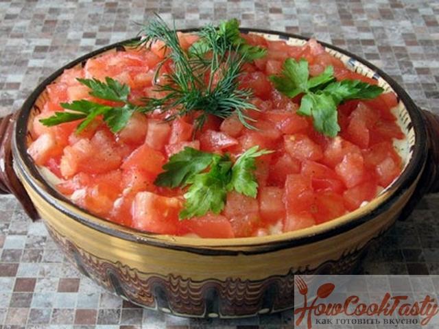 Салат «Маринара»