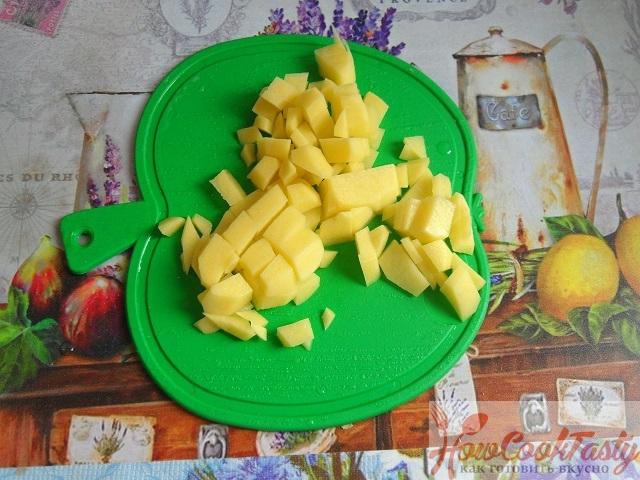 Пошаговый рецепт тушеной капусты с сосисками