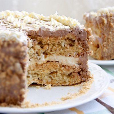 Как приготовить Киевский торт