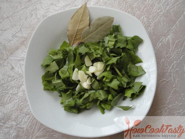 Щавелевый суп с курицей пошаговый рецепт 3
