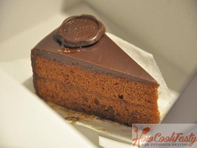 Торт захер