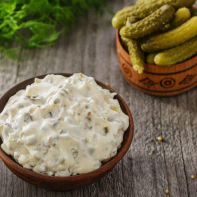 Как приготовить соус Тартар - Рецепт