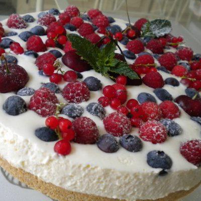 Как приготовить творожный торт - Рецепт
