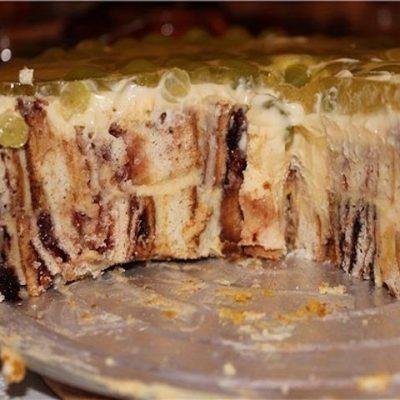 Торт «Трухлявый пень» - Рецепт