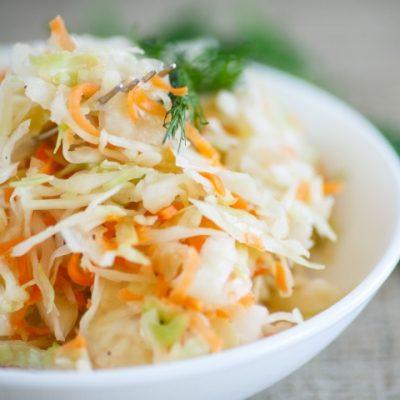 Как приготовить салат из капусты - Рецепт