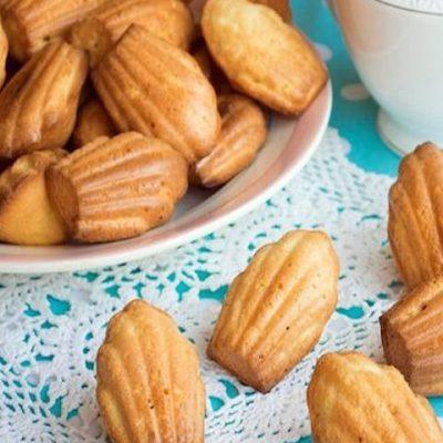 Печенье Мадлен — Рецепт