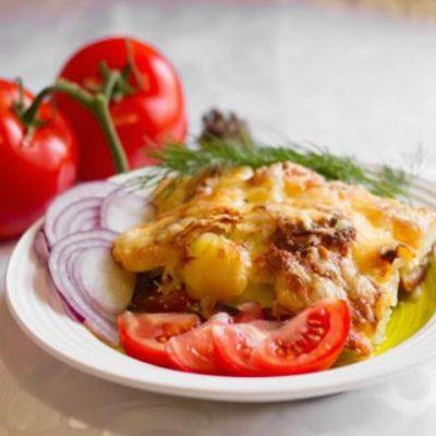 Мясо по-московски - Рецепт