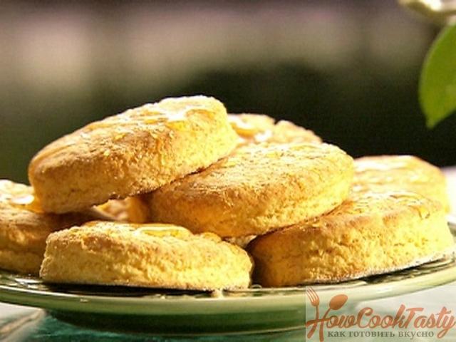 Рецепт быстрого печенья