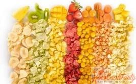 сублимированные фрукты