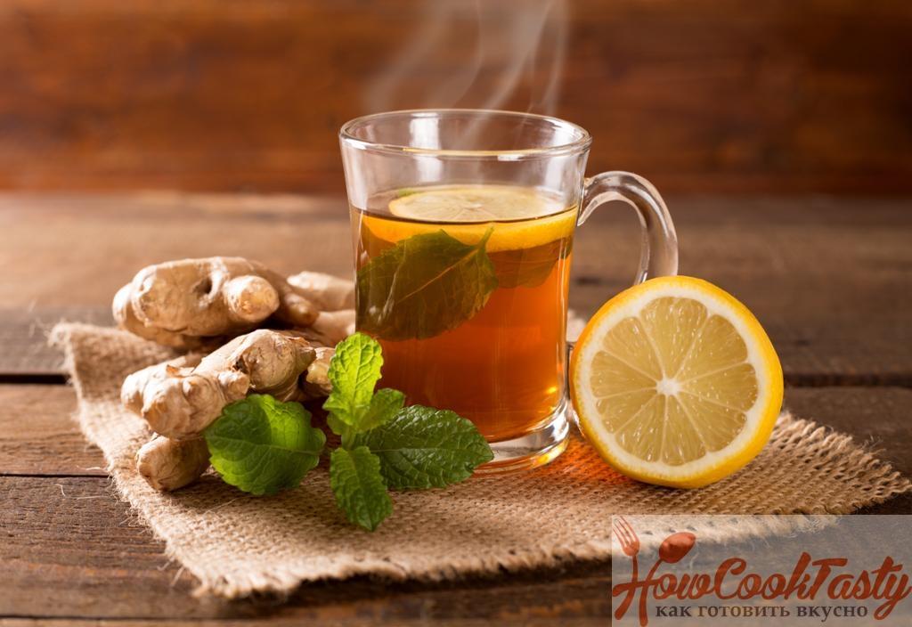 любимый чай