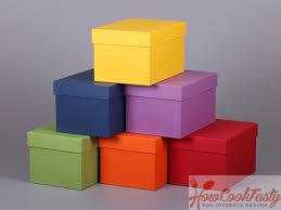 купить коробки из картона