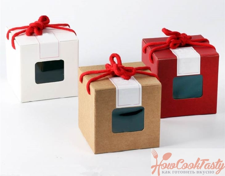 заказ коробок из картона