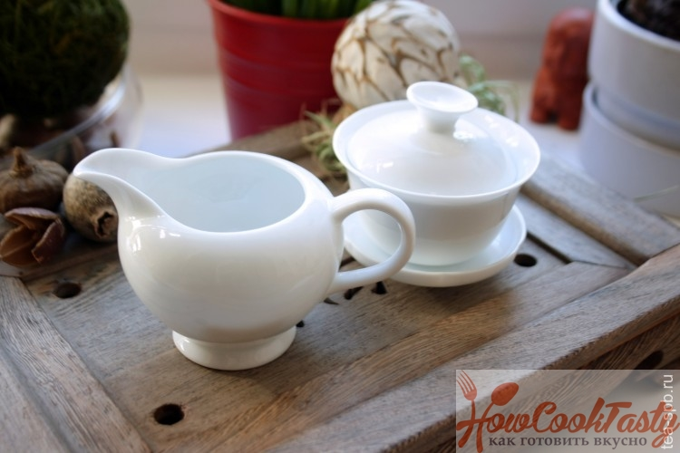 гайвань для чая